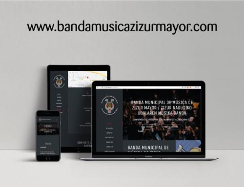 Bienvenidos a la nueva página web de la Banda de Música de Zizur Mayor