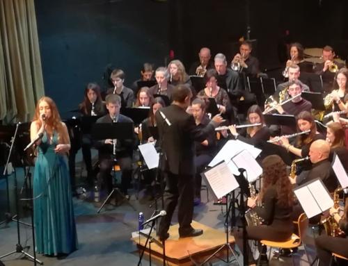 La Banda de Zizur ofrece un concierto de voces y jazz